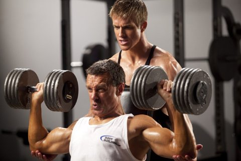 Muscle Fatigue Means That The Last Few Reps Should Be Challenging, But Doesn't Compromise Your Form.