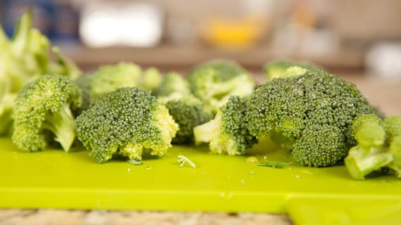Broccoli can make you feel full - one reason why it's a great food for getting lean