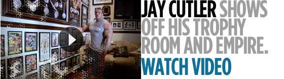 Jay Cutler Interview