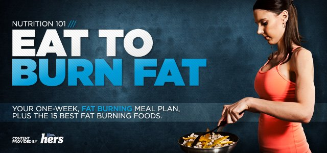 Nutrition 101: Eat To Burn Fat