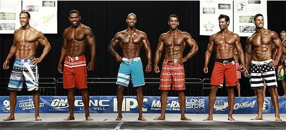 Contest Mens Physique Prep