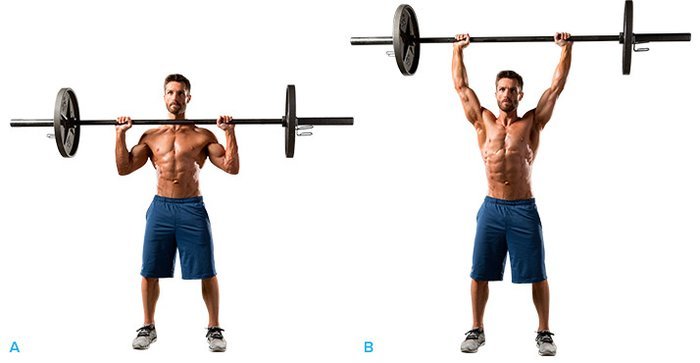 How To Overhead Press: A Beginner's Guide
