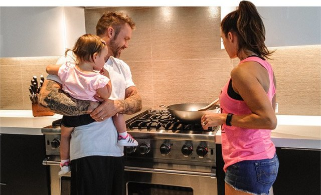 Make meal prep a family affair, and get everyone involved