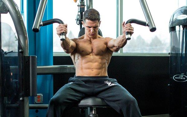 Kết quả hình ảnh cho chest workout