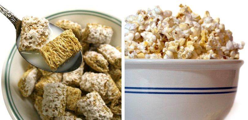 5 наихудших продуктов перед сном