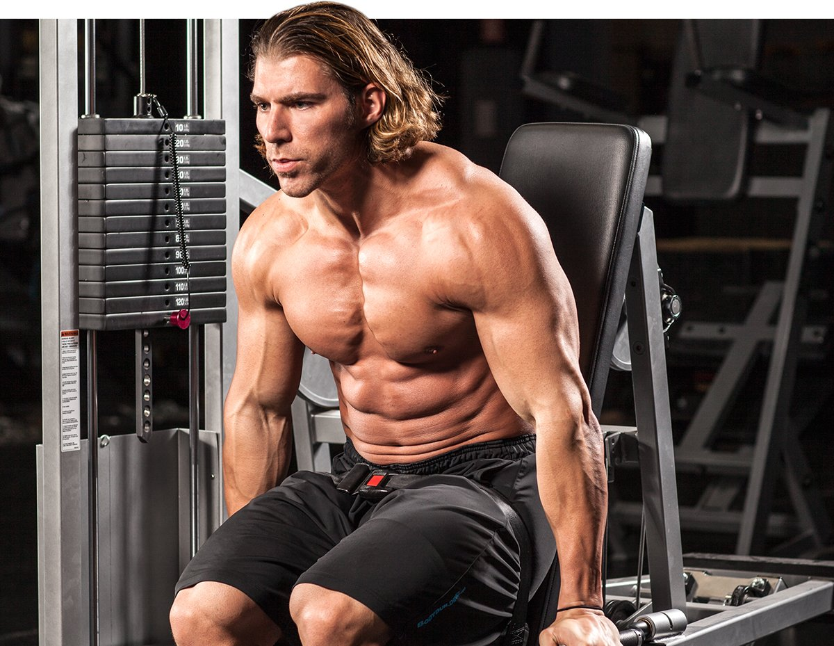 6 Best Triceps Workouts For Men