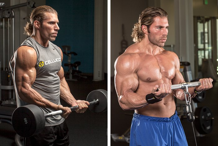 9 Things You Should Never Do On Biceps Day