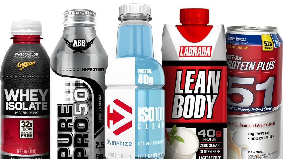 10 Best-Tasting Ready-To-Drink Protein Shakes