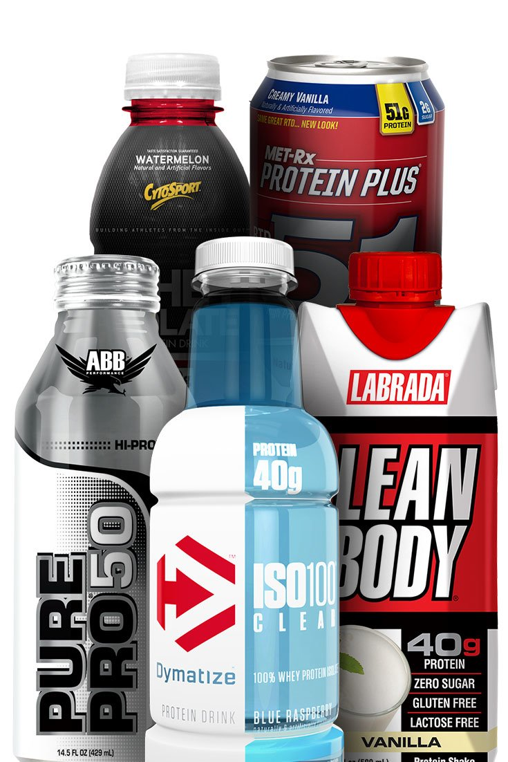 Best Low Carb Ready To Drink Protein Shakes - ProteinWalls