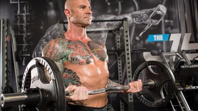 4-Minute Muscle: Jim Stoppani's Brutal Full-Body Workout