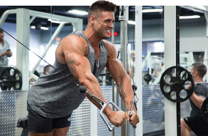Logan Franklin S Joint Friendly Chest Workout