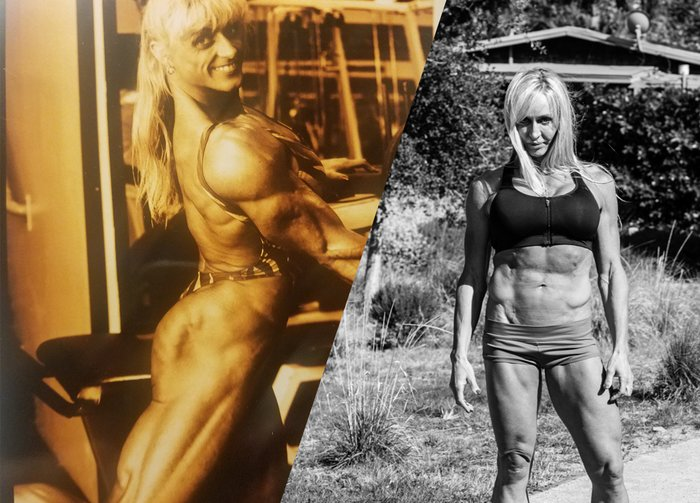 When I arrived at Golds, everyone was a bodybuilder.