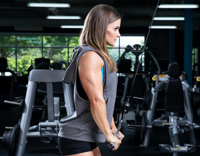 Arm Training For Women