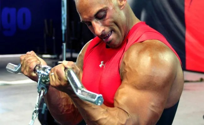 How To Build Arm Muscles For Wrestling Exercises To