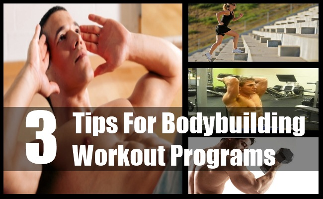 Bodybuilding Workout Programs