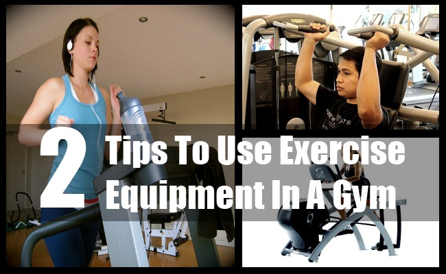 Equipment In A Gym