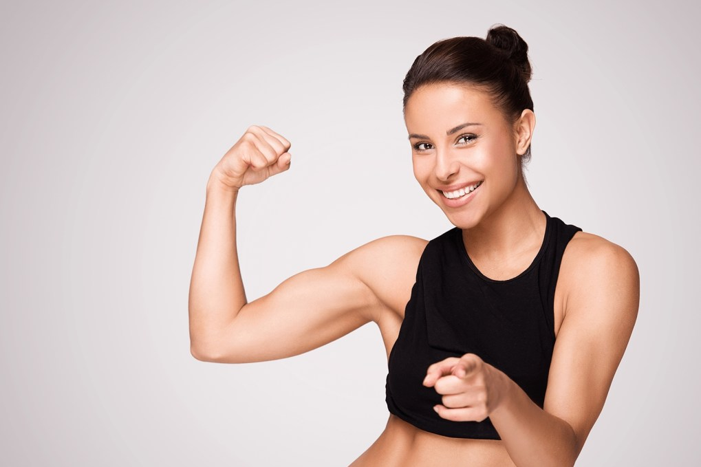 Exercises For Building Arm Muscles In Women Arm Muscle Building