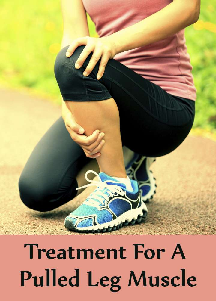 Treatment For A Pulled Leg Muscle