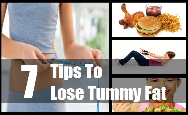 Lose Tummy Fat