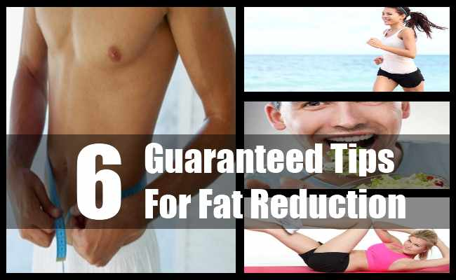 Guaranteed Tips For Fat Reduction