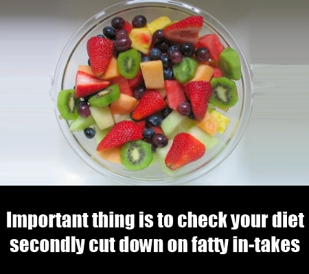 Keep A Sharp Eye On Your Diet
