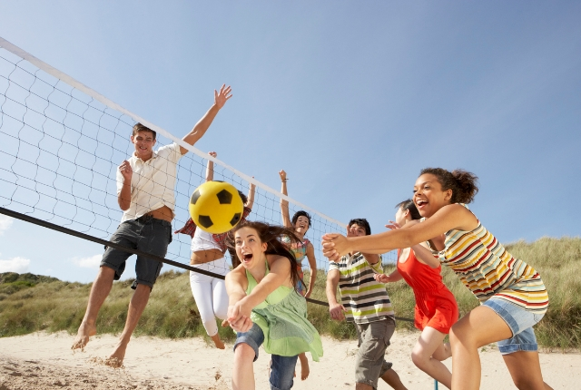Get Engaged In Sports Activities: