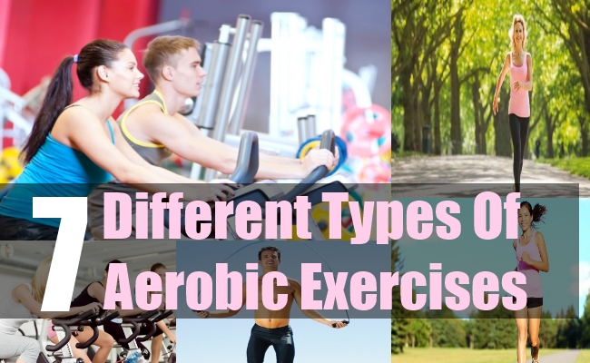 7 Different Types Of Aerobic Exercises
