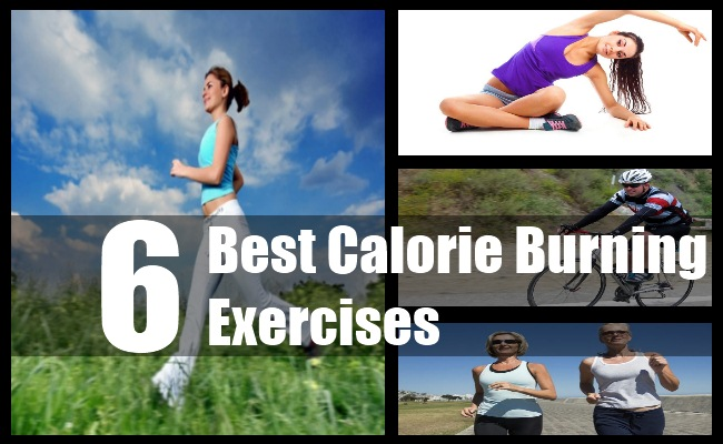 Best Calorie Burning Exercises