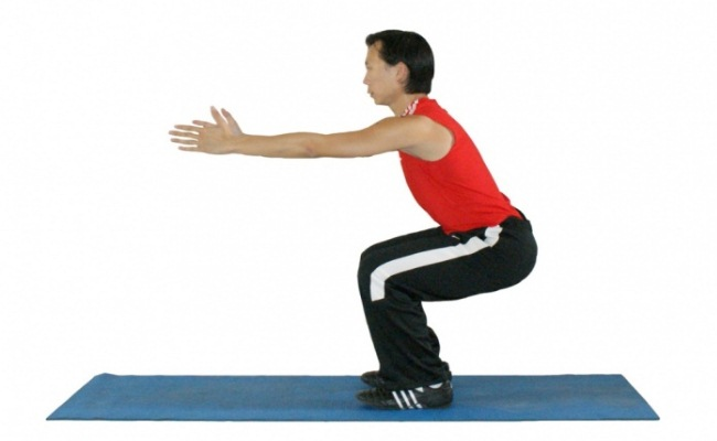 Deep Knee Bends
