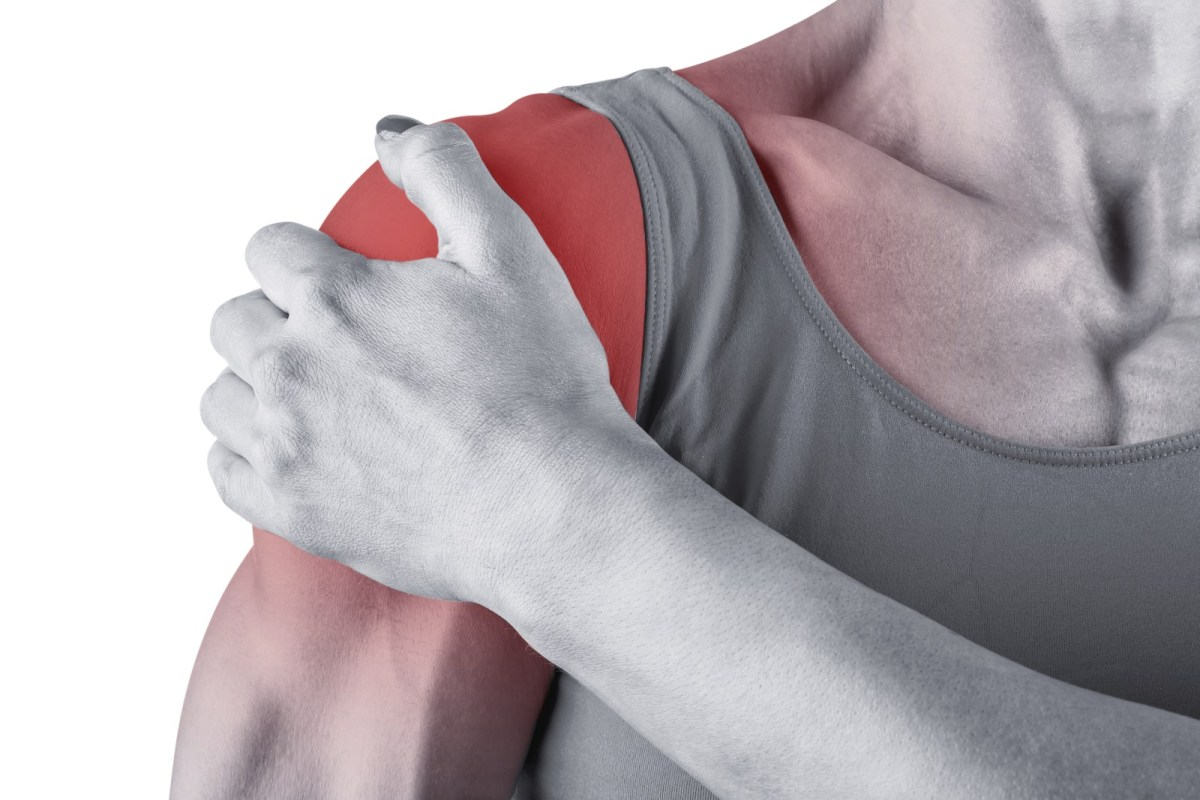 Top 5 Exercises To Heal A Shoulder Injury