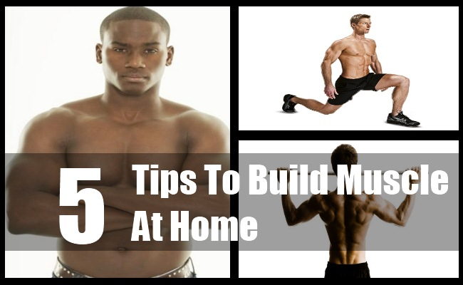 Muscle Building At Home