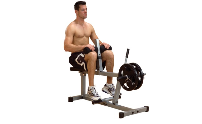 Seated Calf Rise