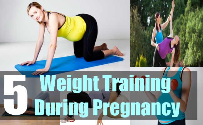 5 Weight Training During Pregnancy