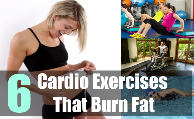6 Cardio Exercises That Burn Fat