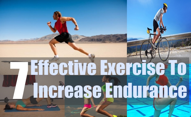 7 Effective Exercise To Increase Endurance