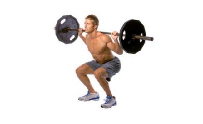 Perform Basic Exercises With Heavy Weights