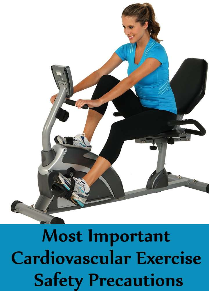 Most Important Cardiovascular Exercise Safety Precautions