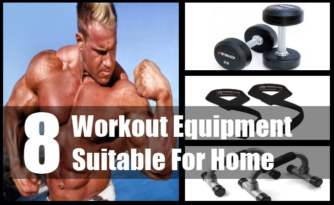 Workout Equipment Suitable For Home