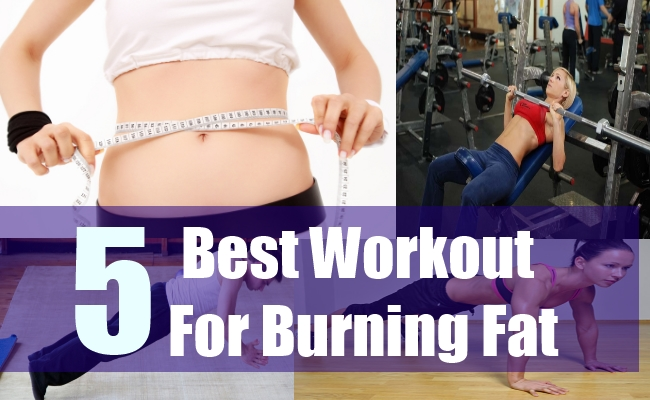 5 Best Workout For Burning Fat