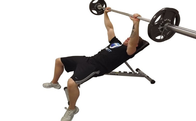Barbell Chest Press