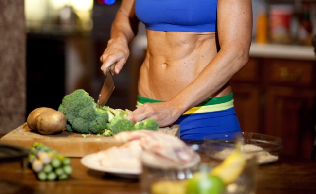 Eat For Recovery After Training