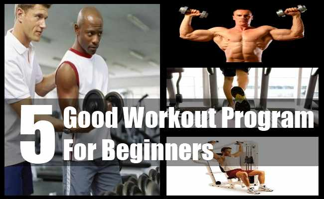Workout Program For Beginners