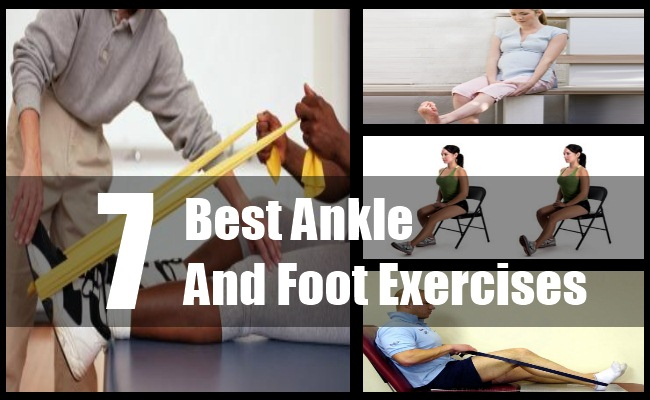 Best Ankle And Foot Exercises