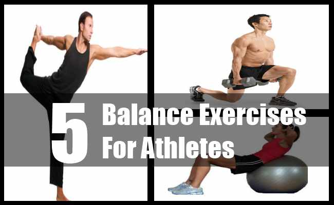 Balance Exercises For Athletes