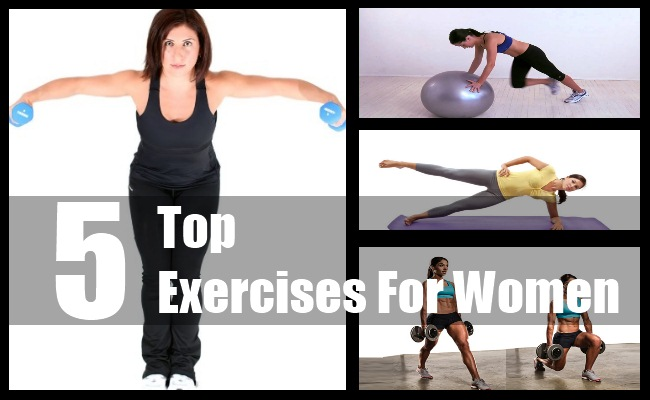 Exercises For Women