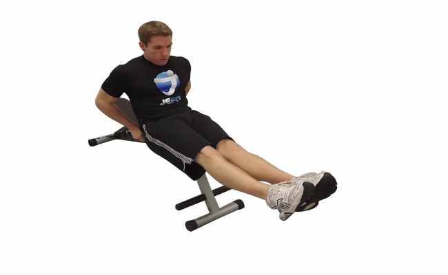 Leg Pull-Ins Seated