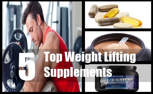 Weight Lifting Supplements