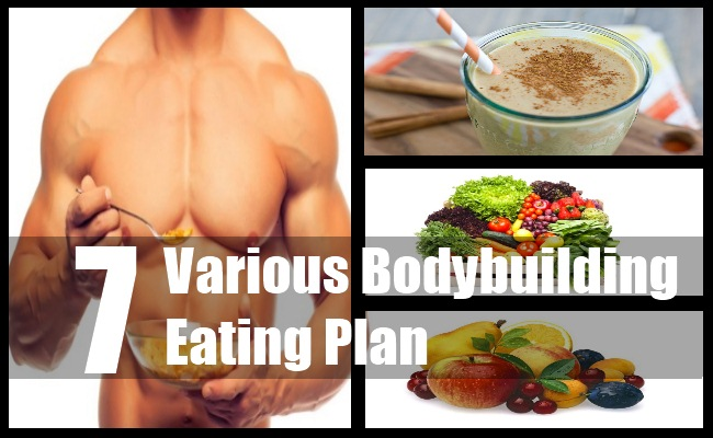 Bodybuilding Eating Plan