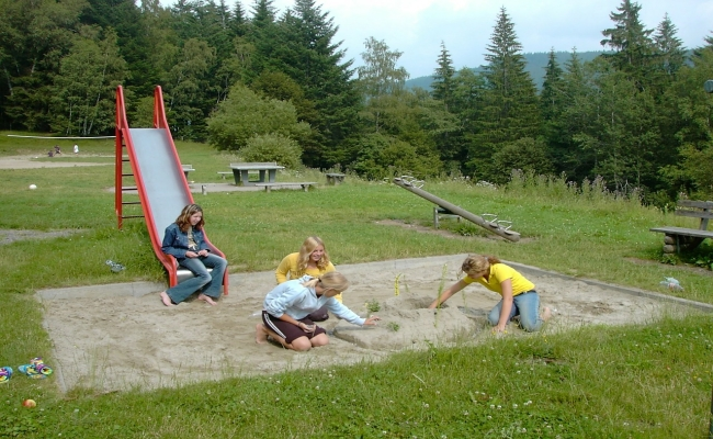Encourage Them To Play Outside