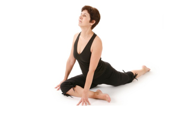 Neck Flexible Stretches